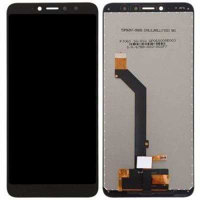 LCD Screen And Digitizer Full Assembly for Xiaomi Redmi S2 - BLACK