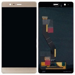 Simple Digitizer Full Assembly LCD Screen for HUAWEI P9 Plus - CHAMPAGNE GOLD