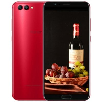HUAWEI Honor V10 4G Phablet 128GB ROM International Version - RED
