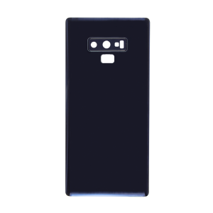 Samsung Galaxy Note 9 Rear Glass Panel with Camera Lens Cover - Ocean Blue (Generic)