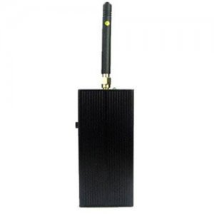 Covert Portable GPS Jammer