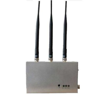 Remote Controlled 4G Mobile Phone Jammer