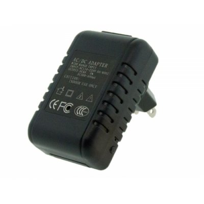 720p Wi-Fi IP AC Adapter Spy Camera