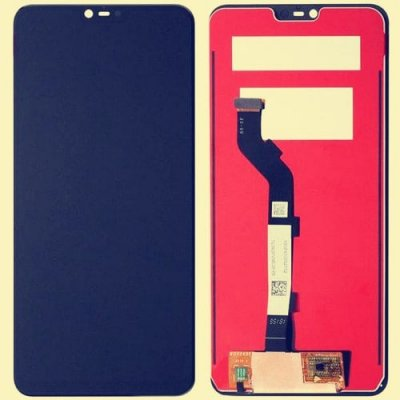 LCD Display Touch Screen Digitizer Assembly for 6.26 inch Xiaomi Mi 8 Lite - BLACK