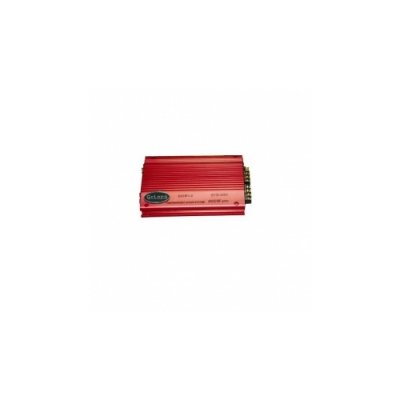 Red 200W Car amplifier 360