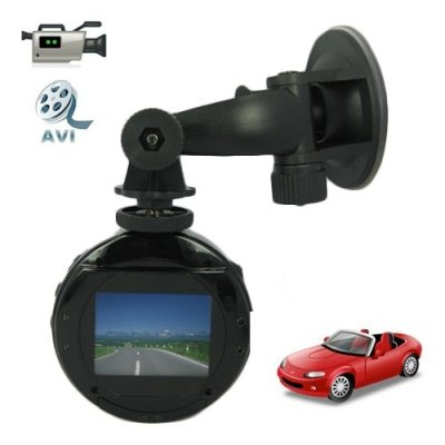 Mini HD Video Record Car DVR Support Motion Detection and PC Camera Function