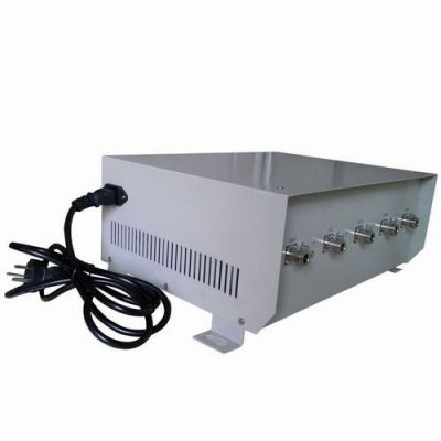 75W High Power Cell Phone Jammer for 4G LTE with Omni-directional Antenna