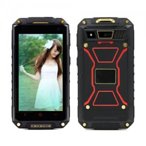 V918 Rugged Smartphone 5.0'' HD Screen MTK6582 Android 9.1 IP68 IP68 Rating