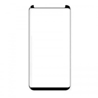 Reduced Version of Tempered Glass Film for Samsung NOTE 9 - BLACK