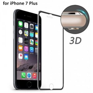 Hat Prince 3D Film for iPhone 7 Plus - BLACK