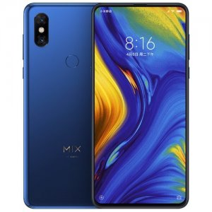 Xiaomi Mi Mix 3 4G Phablet Global Version - BLUE