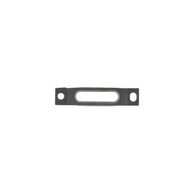 iPhone 7 Plus Lightning Port Bezel - Black