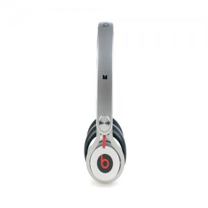 Beats By Dr Dre Mixr High Performance Headphones Silver