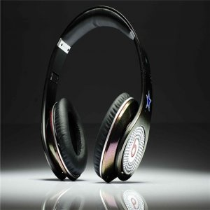 Beats By Dre Studio NFL Edition Headphones Dallas Cowboys With the Diamond