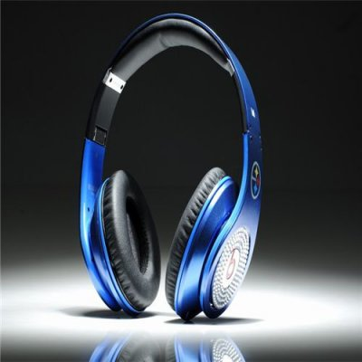 Beats By Dre Pittsburgh Steelers With the Diamond Edition Headphones