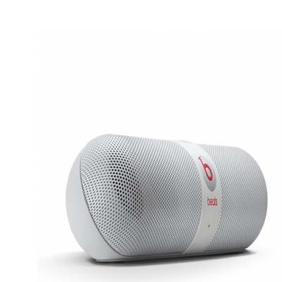 Wireless Speakers | Beats Pill with Bluetooth Conferencing - White