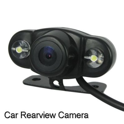 Waterproof Mini 170 Degrees 420TVL CMOS Wireless Car Reaview Camera