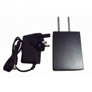 Dual Band Car Remote Control Jammer (330MHz/390MHz,50 meters)