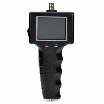 2.5 Inch TFT LCD CCD Camera Detector with Long Battery Life