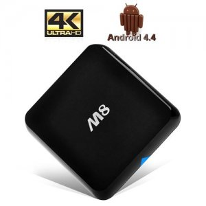 4K Android 9.1 TV Box - Quad Core CPU, 2GB RAM, 8GB Internal Memory, XBMC Support