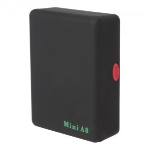 Mini Global Locator Real Time Car Kids Pet GPS Tracker GSM / GPRS / GPS Tracking