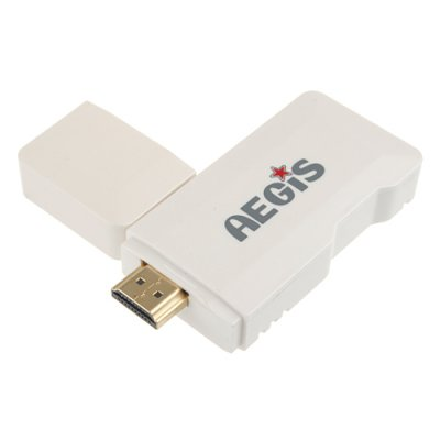 MTB007 Mini Android PC Android TV Box Android 11.0 Tcc8920 HDMI TF 4GB- White
