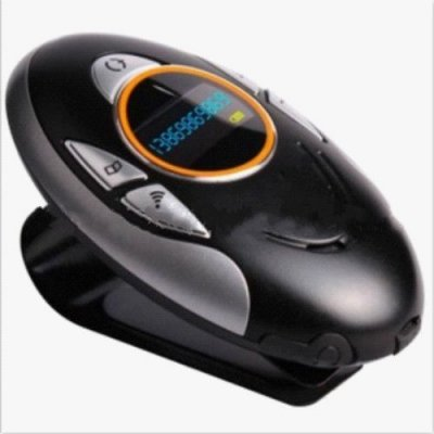 Portable FM62 Bluetooth 2.0 Handfree Car Kit with Sunvisor Clip