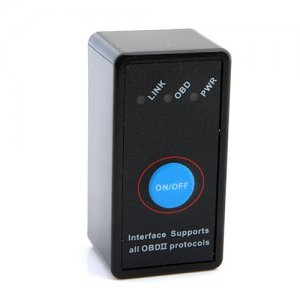 Super Mini ELM327 M1 Bluetooth OBDII Diagnostic Scanner Tool for Car Vehicle