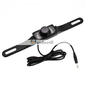 GPS Wireless Car Rear View Reversing Camera Navigator