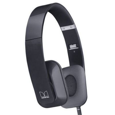 Monster Nokia Purity HD Stereo On-Ear Black Headset
