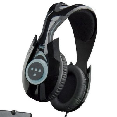 Monster Tron T1 Daft Punk Over Ear Headphones Black