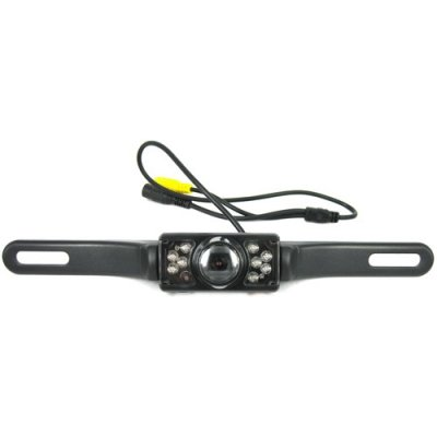 PAL System Car Rear View Reversing Color CMOS Camera