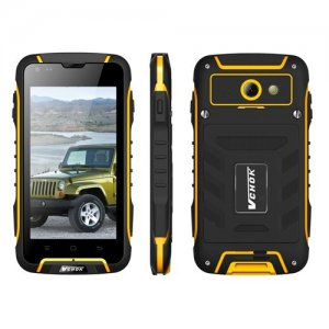 VCHOK V3 Rugged Smartphone 4.5'' QHD Screen Quad Core Android 9.1 1G/8GB