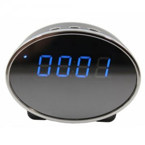 1080p Hidden Clock Camera Night Vision