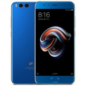 Xiaomi Mi Note 3 4G Phablet 6GB RAM International Version - BLUE