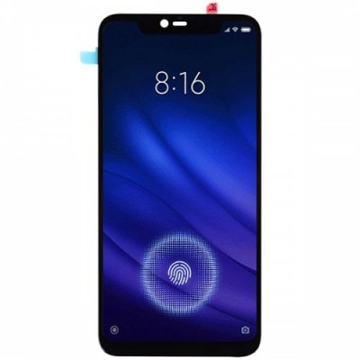 Original Xiaomi Touch LCD Screen for Xiaomi Mi 8 Pro - BLACK