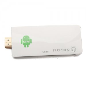 E888 Quad Core Mini Android TV Box TV Dongle RK3188 2G 8G Android 11.0 Bluetooth