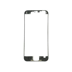 iPhone 6 Front Frame with Hot Glue - Black