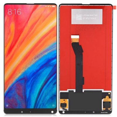 Original Xiaomi Mix 2S LCD Touch Screen - BLACK