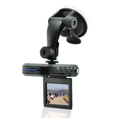 2.5 Inch TFT LCD Screen Car DVR with Motion Detection Function