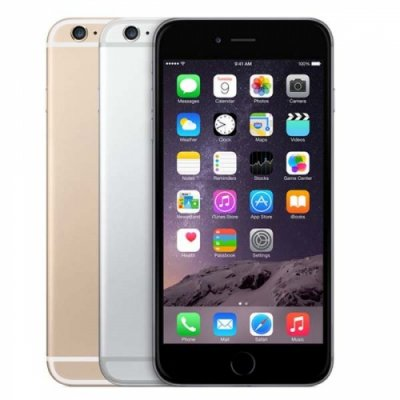 iPhone 6 Plus 5.5inch Helio X30 Deca Core 2.5GHZ Retina Screen 4G LTE 16GB 64GB 128GB