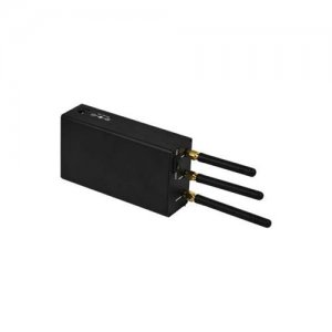 Portable High Power Cell Phone Jammer(CDMA GSM DCS PCS 3G)