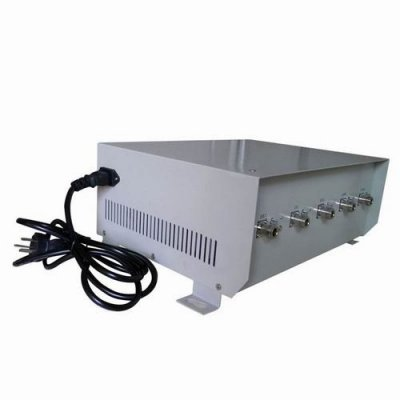 75W High Power Cell Phone Jammer for 4G Wimax with Directional Antenna