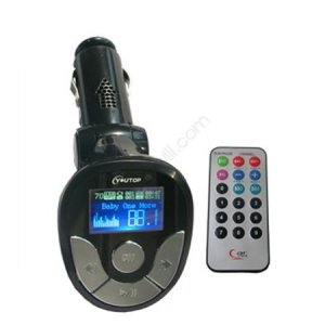 Car mp3 player---Display by LED and LCD, show your dignity
