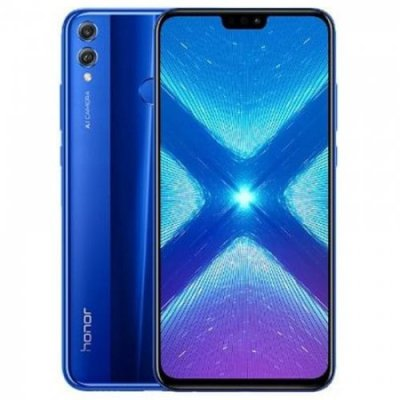 HUAWEI Honor 8X 4G Phablet Global Version - BLUE