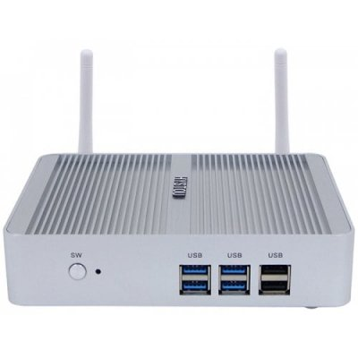 HYSTOU P06 i5 7200U Fanless Mini PC - GRAY