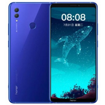 HUAWEI Honor Note 10 8GB RAM 4G Phablet English and Chinese Version - BLUE