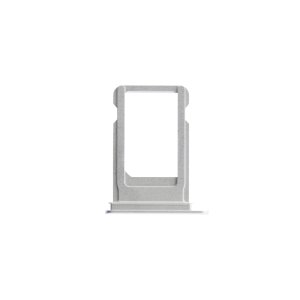 iPhone 7 Nano SIM Card Tray - Silver