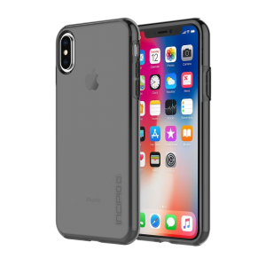Incipio DualPro Pure iPhone X Case - Smoke