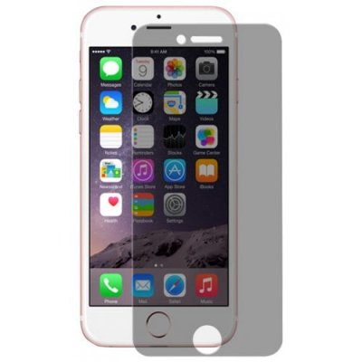 Hat - Prince Tempered Glass Screen Film for iPhone 6 - 6S - BLACK